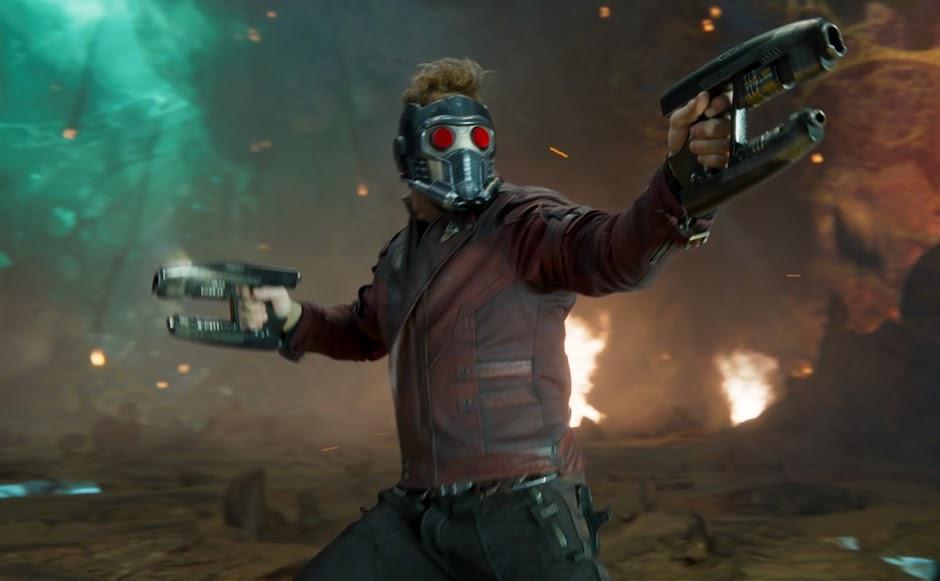 """2º trailer de """"Guardiões da Galáxia Vol. 2"""" é enérgico e divertido"""