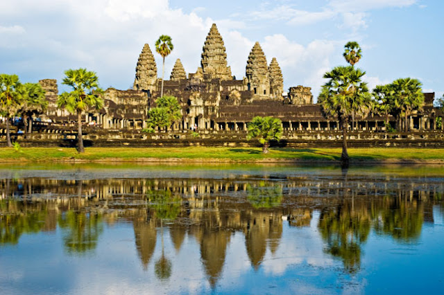 Amazing experiences in Cambodia