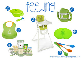 Mommy And Things Registry Must Haves For The First Year