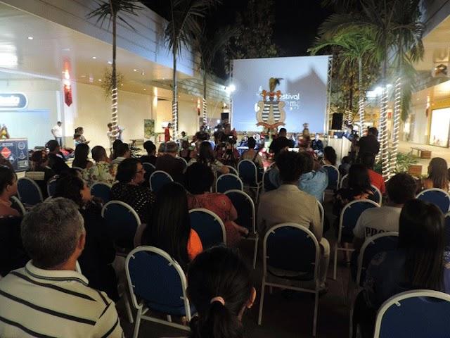 2º Festival de Cinema de Carpina exibe filmes nacionais
