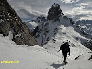 Fernando Calvo guia de alta montaña , Guiasdepicos , picos de europa uiagm