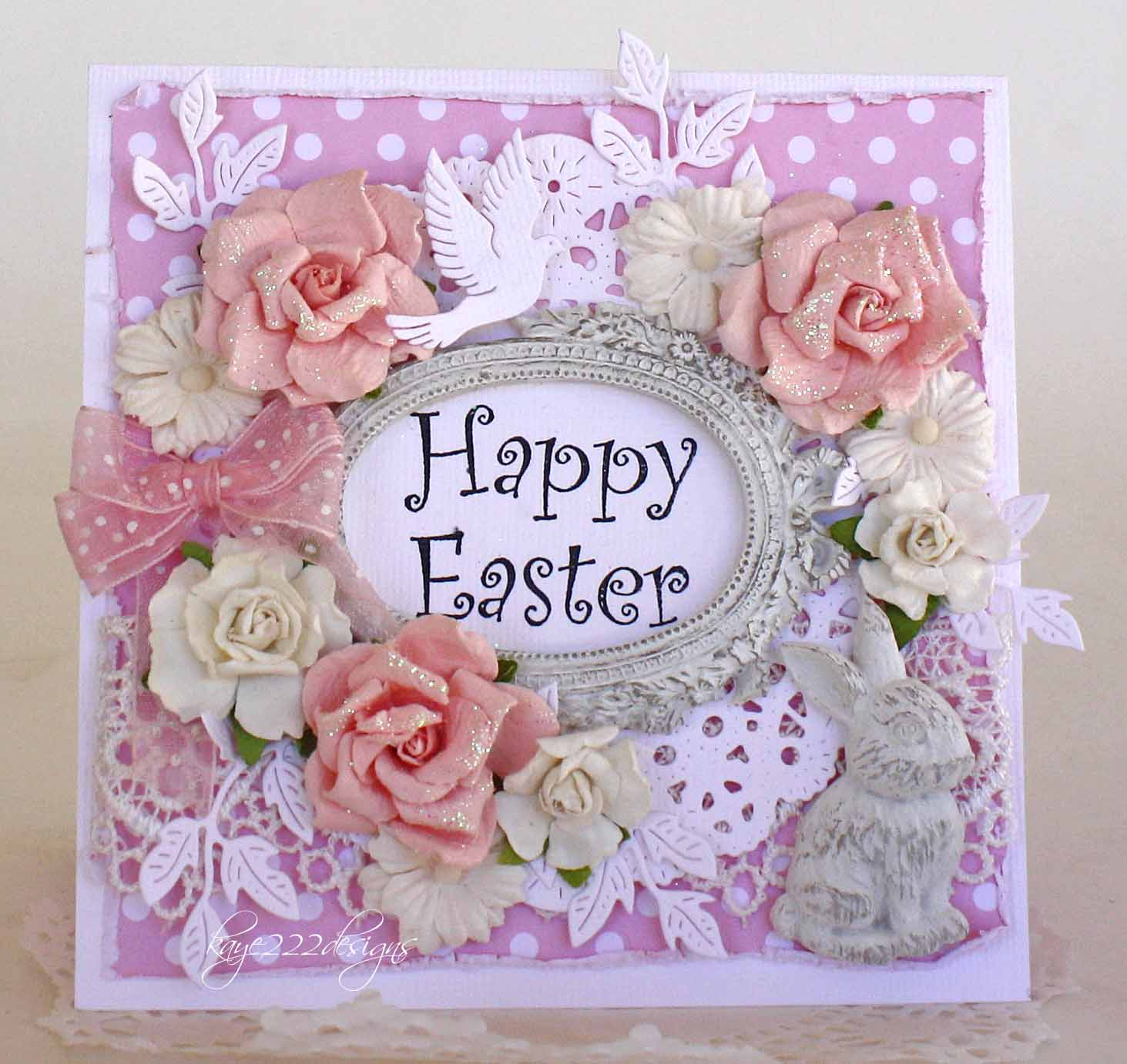 Beyond Beauty Shabby Chic Easter