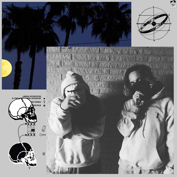 $uicideBoy$ - Paris - Single Cover