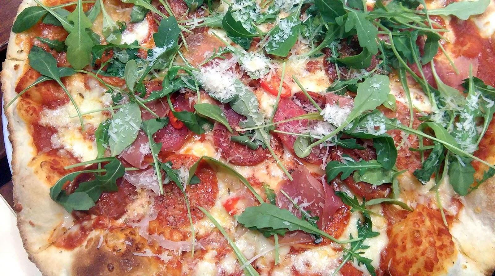 Recenzje Lubelskich Fastfoodow Pizza Kebab Lublin Kuchnia Wloska Corrado Italiano Lublin Pizza Posh Pepperoni
