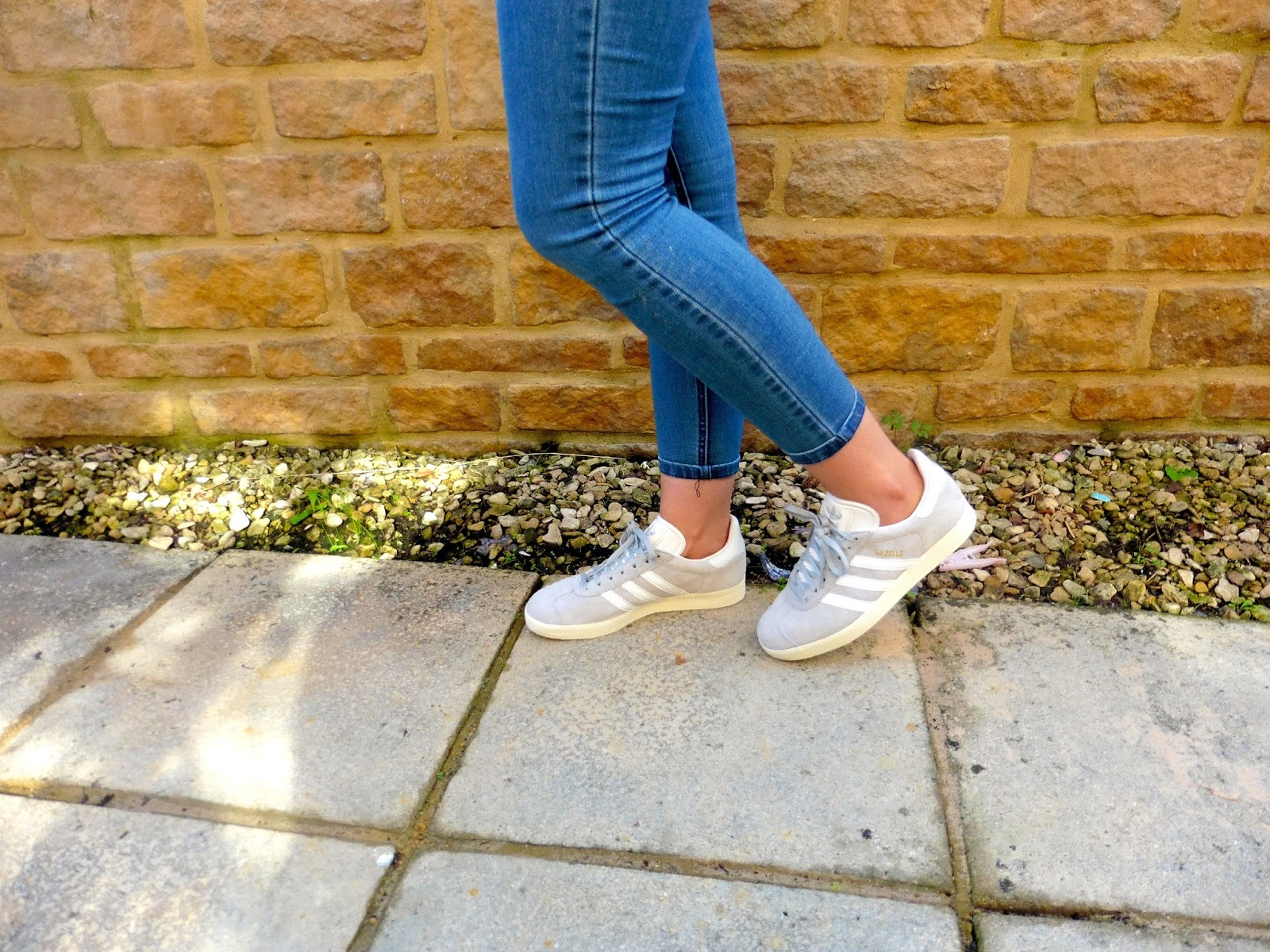 0e3527f80657 I teamed them with stripes (tee from Primark)