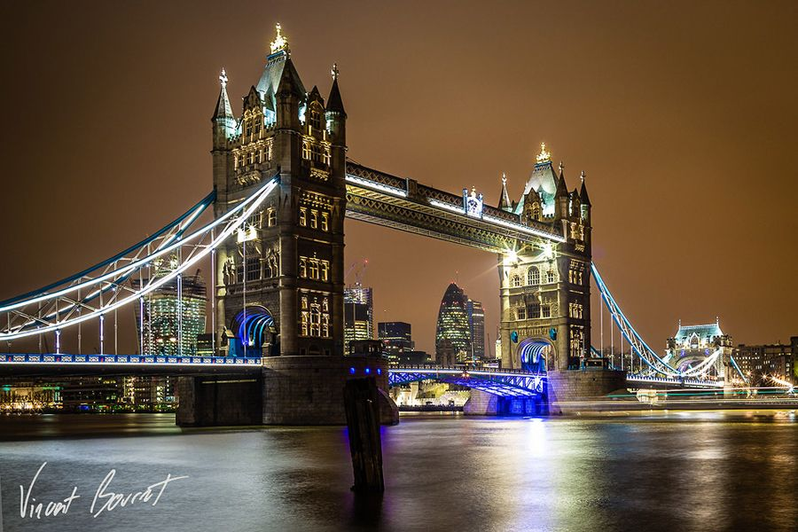 13. Tower bridge by Vincent BOURRUT