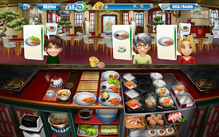 Cooking Fever Mod