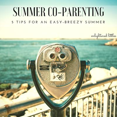 Summer CoParenting