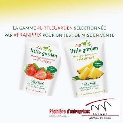 Little Garden en vente chez FRANPRIX
