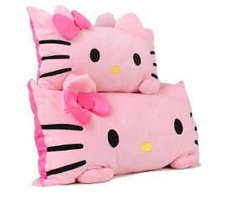 Gambar Bantal Hello Kitty 3