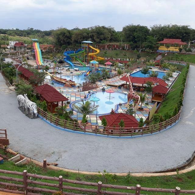 Harga Tiket Masuk Dan Lokasi Green Valley Water Park Purwakarta
