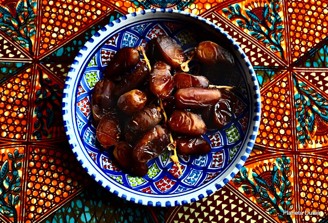 Los mejores dátiles de Túnez