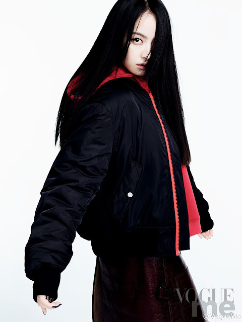 Victoria Song Vogue Me Magazine