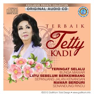 Tetty Kadi - Sepanjang Jalan Kenangan ( Karaoke )