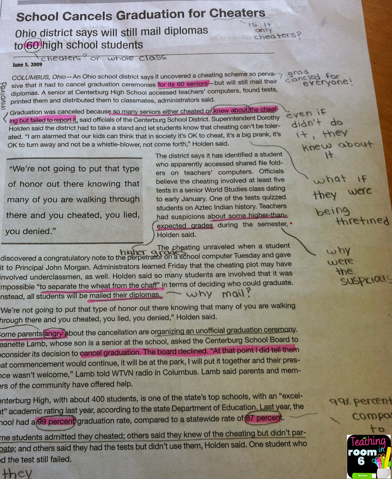 How-to Annotate an Article