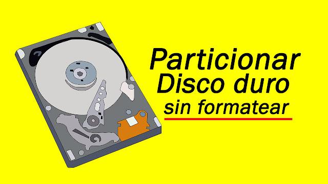 Mostrando artículos por etiqueta: particionar disco duro.