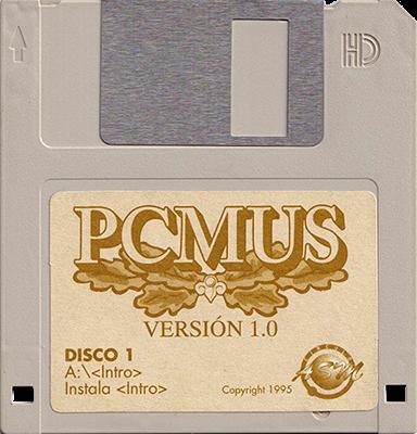 PC Mus Disquete 1