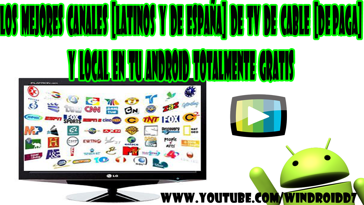 Mas Tv Canales De Cable V3 0 4 Apk Full Canales Latinos