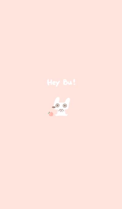 Hey Bu! - Peach