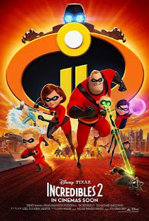 Film Incredibles 2 2018 (Hollywood)