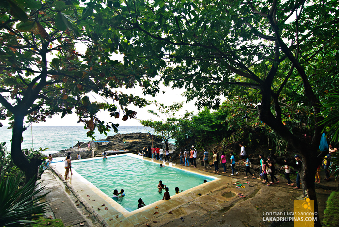 Sira-an Hot Spring in Antique