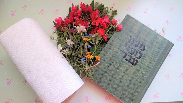 כל תהליך ייבוש הפרחים כולל תמונות והסברים