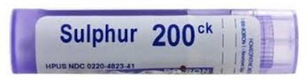 SULPHUR 200 KI SHISHI