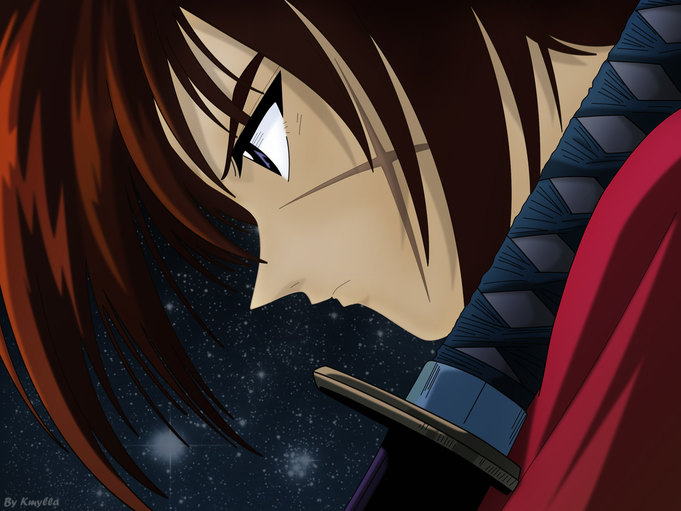 kenshin himura wallpaper - photo #10