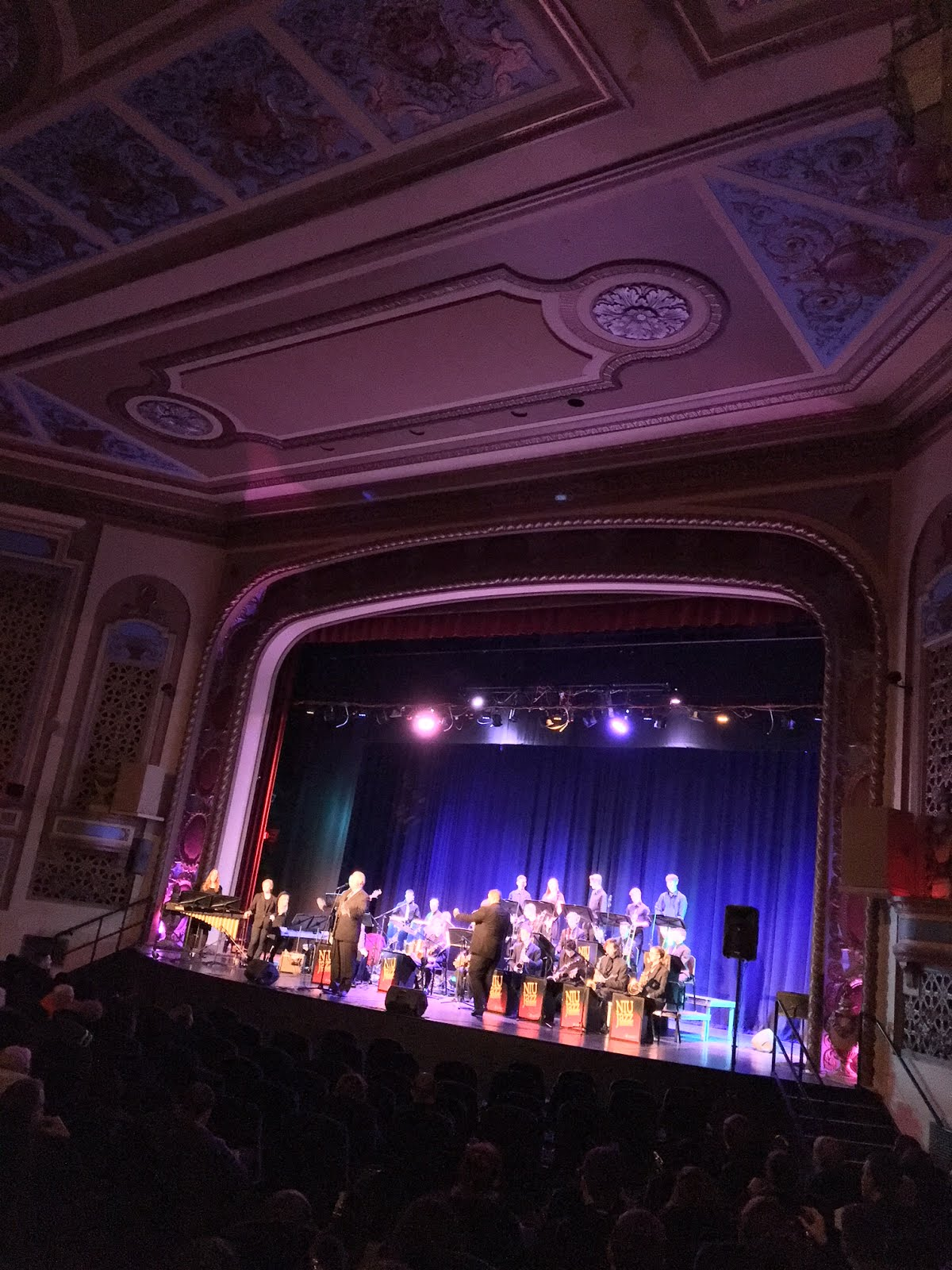 Tivoli Theatre In Downers Grove Il Downers Grove North High School Bands 2018