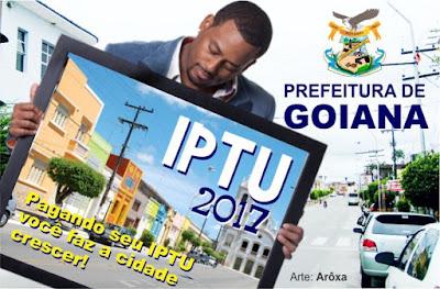 Site da Prefeitura faz esclarecimento sobre Projeto de Lei do IPTU
