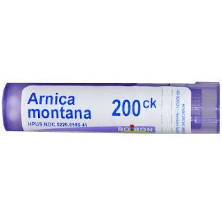 arnica homeopatia