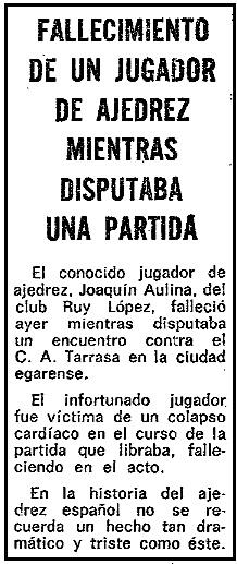 Mundo Deportivo, 26 de enero de 1970