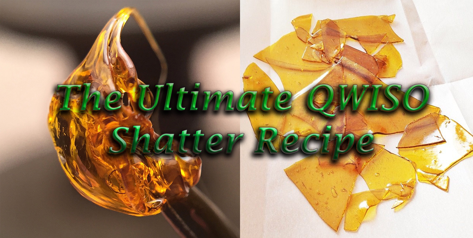 Qwiso shatter