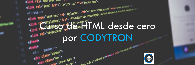 Curso-de-HTML-desde-cero-por-CODYTRON