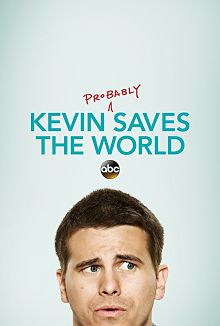 Sinopsis pemain genre Serial Kevin (Probably) Saves the World (2017)