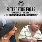 KXNG Crooked - Alternative Facts - Single Cover