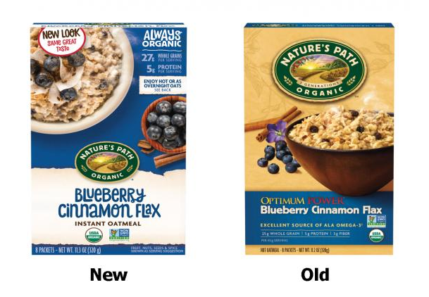 The breakfast bowl this time it is not one of the big brands but a smaller company that focuses on organic health food cereals canadian based natures path is ccuart Choice Image