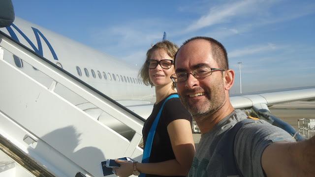 Air Europa, Madri Barajas Salvador