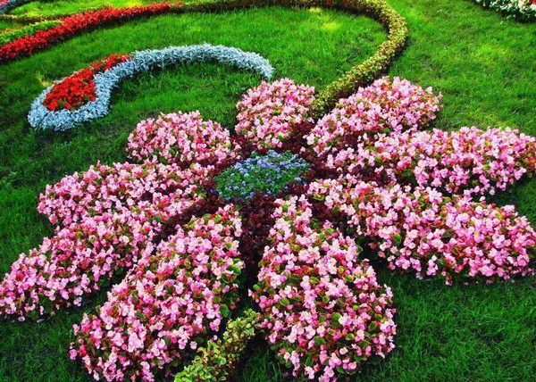 Lastest Home Designs Flower Garden Designs In Home