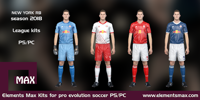 New York RB PES Kits 2018