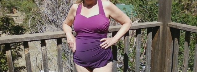 This Week Is National Swimsuit Confidence At Lands End If You Are Like Most Women Then Know That It Season And My Mother I