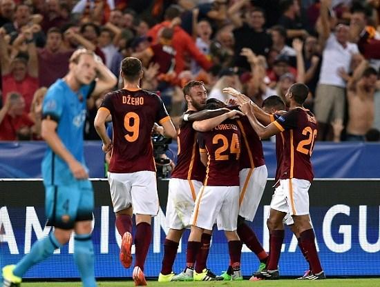 Prediksi AS Roma vs Atletico Madrid Liga Champions