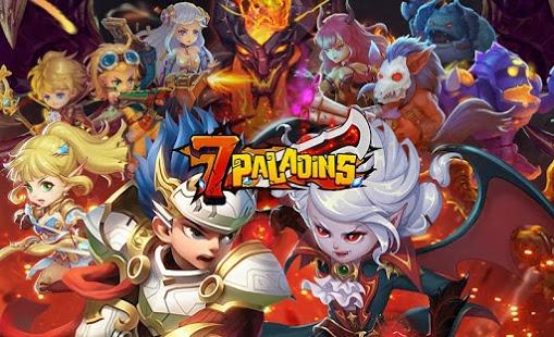 7 Paladins ID: Game 3D RPG MOBA Karya Anak Bangsa