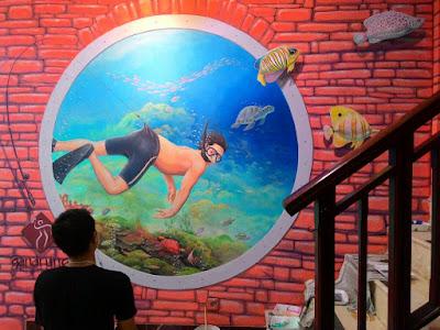Mural Jogja, Mural jakarta, Mural, Jasa Mural, Mural Lombok, Lukis dinding, Wall Painting