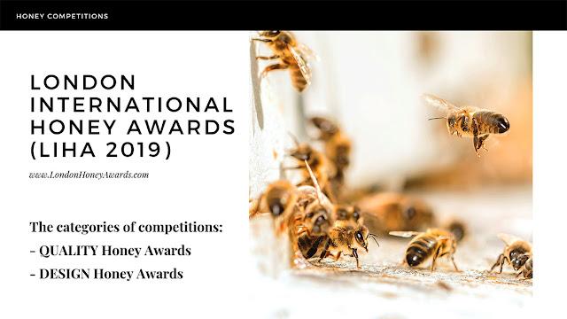 Διεθνή Βραβεία Μελιού στο Λονδίνο