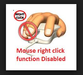 Cara Mematikan Disable Right Click Template New Thesis SEO