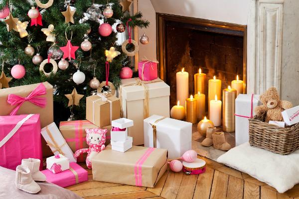 preparar regalos niños