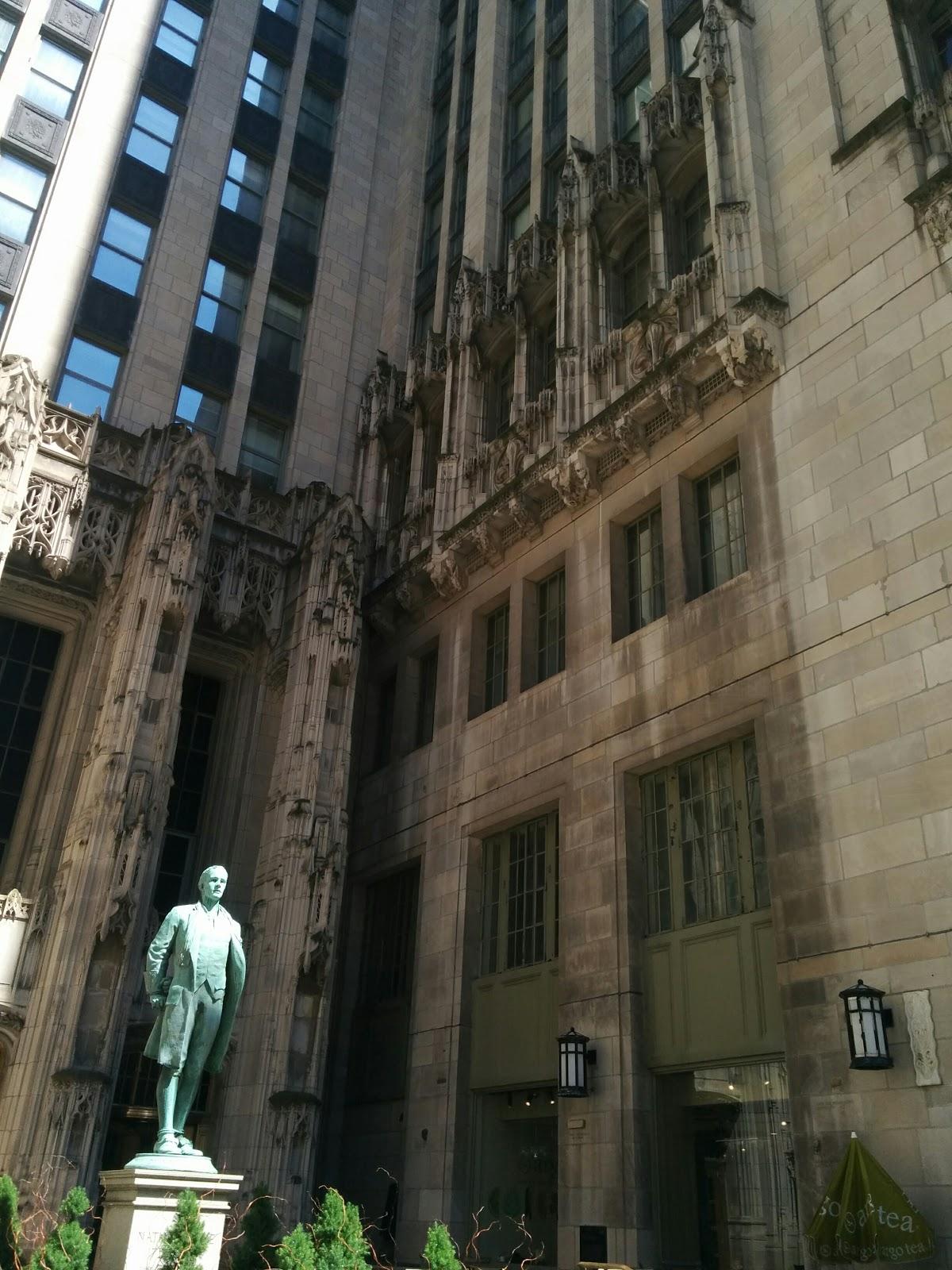 Chicago Tribune Tower - Hood & Howells