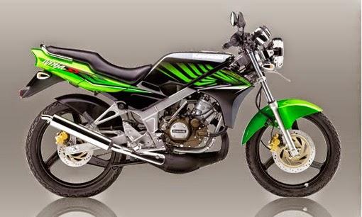 Kawasaki Ninja SS Green