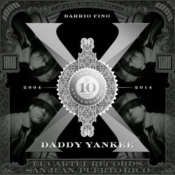 cd daddy yankee barrio fino